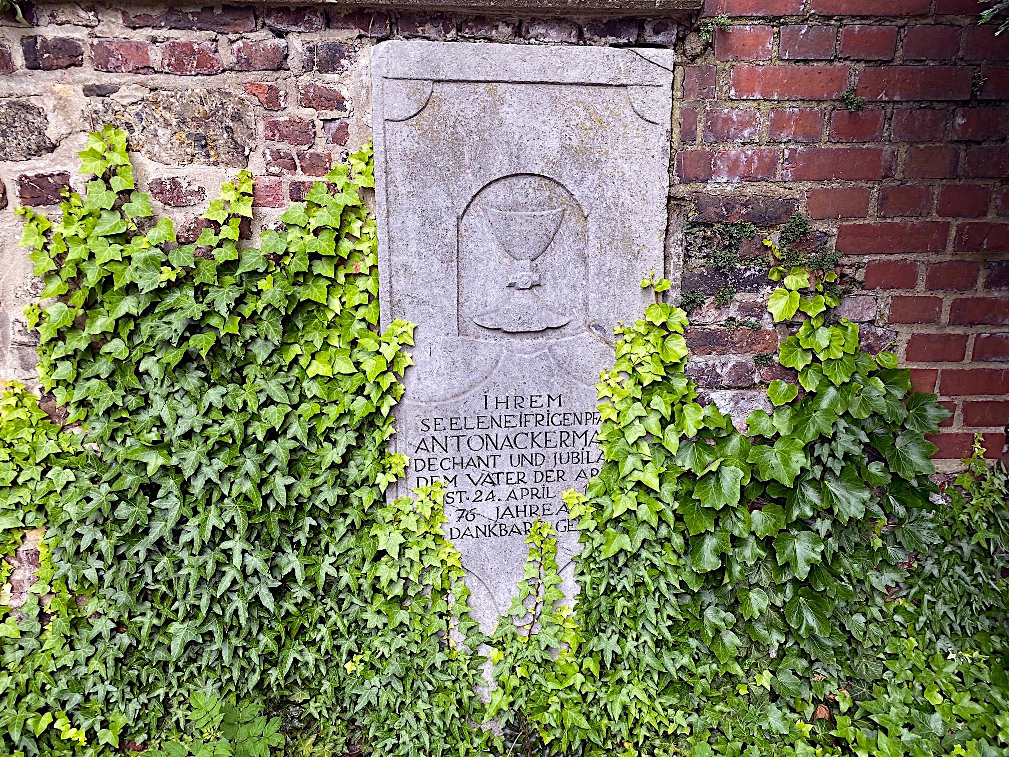 Friedhof Anton Ackermann (c) Fabian Capellmann (c) Fabian Capellmann
