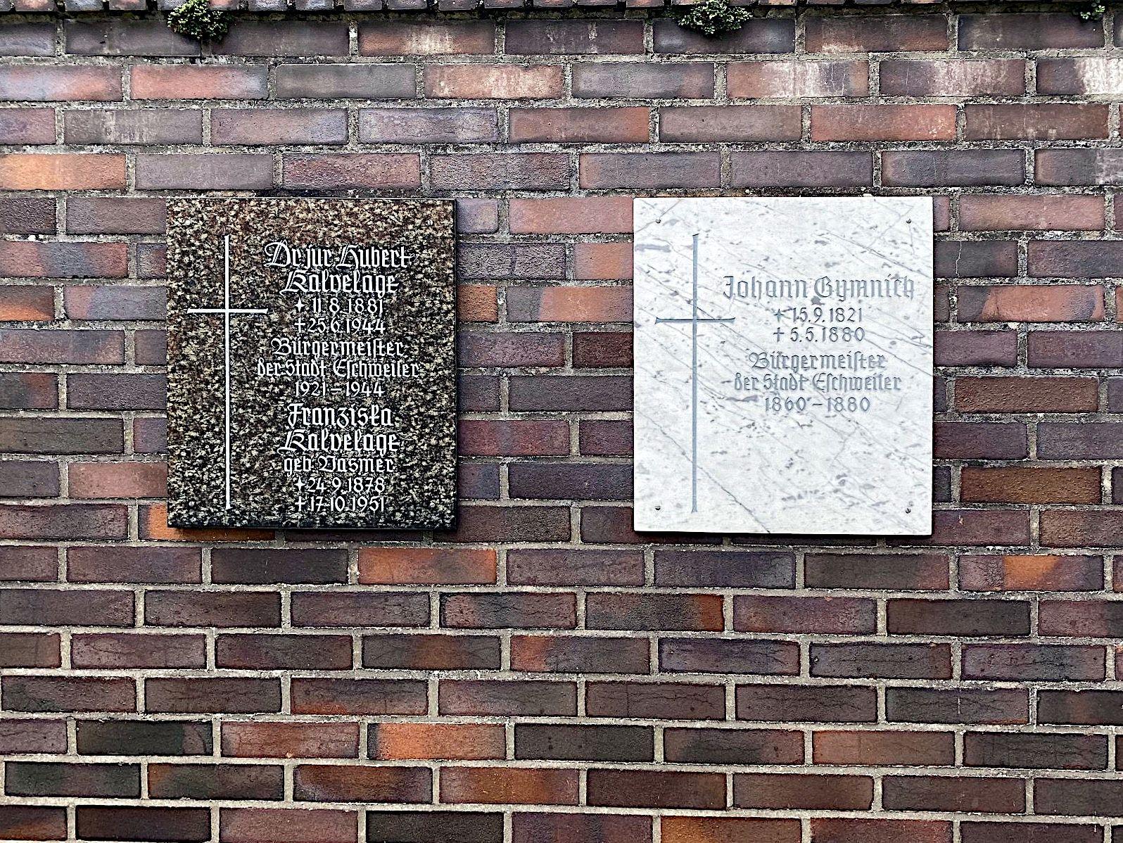 Friedhof Bürgermeister (c) Fabian Capellmann (c) Fabian Capellmann